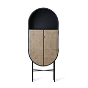 HK Living | Cabinet | Retro Oval Black | HK Living | House of Orange Melbourne