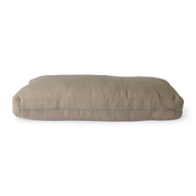 outdoor lounge sofa cushion set brown