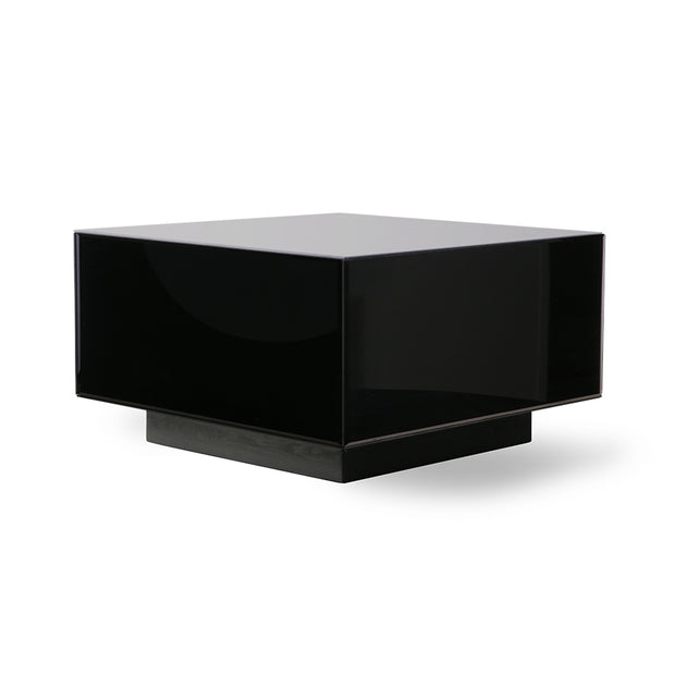 HK Living | Mirror Block Table Black L | House of Orange Melbourne