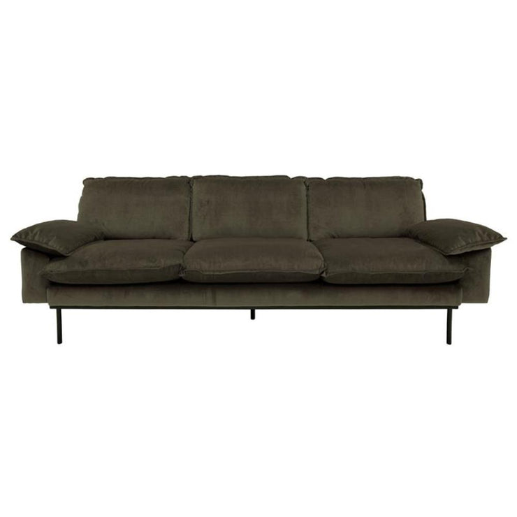 HK Living | Retro sofa 3-seater Hunter | House of Orange Melbourne