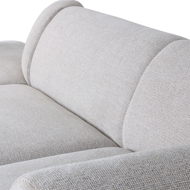 HK Living | Jax Couch: element left sneak, light grey | House of Orange Melbourne