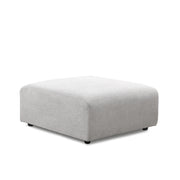 HK Living | Couch | Jax Element Ottoman Light Grey | HK Living | House of Orange Melbourne
