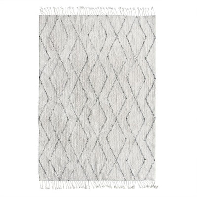HK Living | Cotton berber rug (140x200) | House of Orange Melbourne