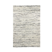 woolen retro rug natural (180x280)