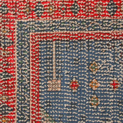 printed bathmat red/blue overtufted (60x90)
