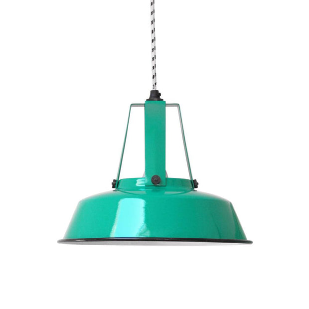 HK Old | Lamp 'Workshop' S Jade Green | House of Orange Melbourne