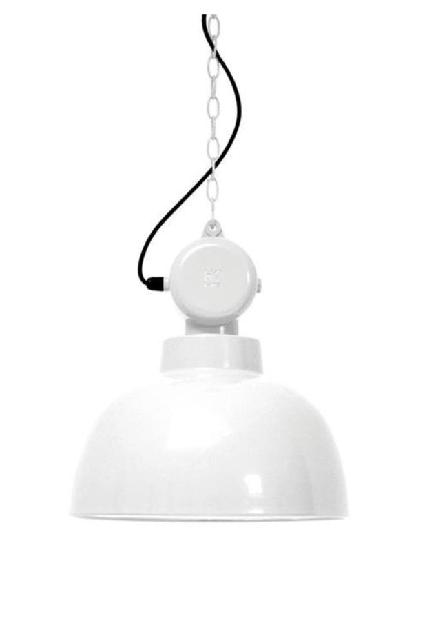 HK Living | Factory Lamp M White | House of Orange Melbourne