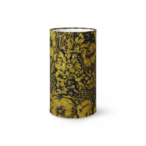 DORIS for HKLIVING: printed cylinder lamp shade floral