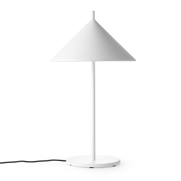 HK Living | Metal Triangle Table Lamp M White | House of Orange Melbourne