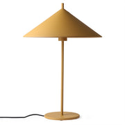 HK Living | Table Lamp | Metal Triangle Large Ochre | HK Living | House of Orange Melbourne