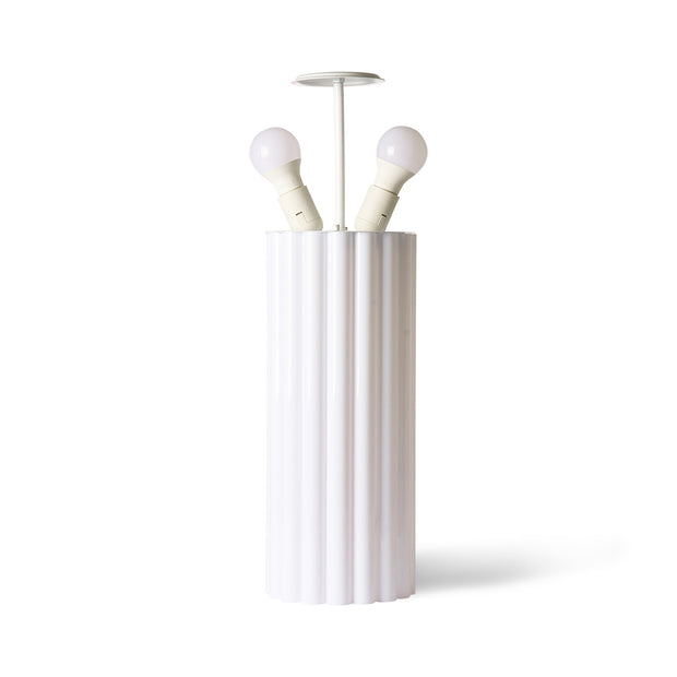 HK Living | Acrylic Mushroom Table Lamp White | House of Orange Melbourne