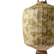 DORIS for HK: traditional lantern vintage print