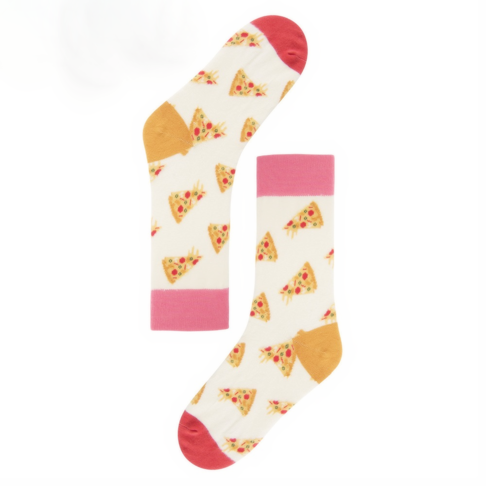Pizza Party Ankle Socks - Ice Cream Cake