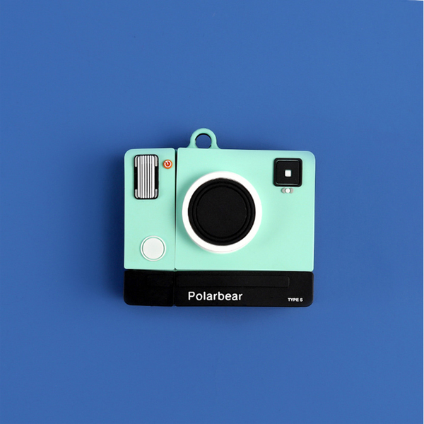 Instant Camera Airpod Case Cover (2 Colours)