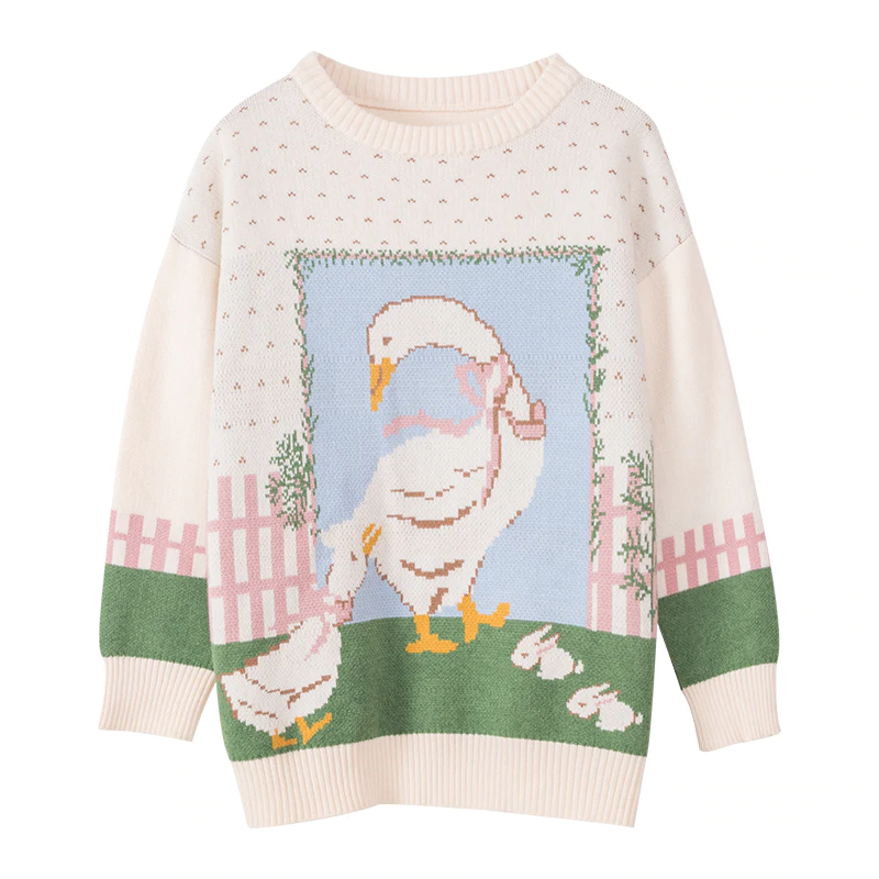 Mother Goose Jumper
