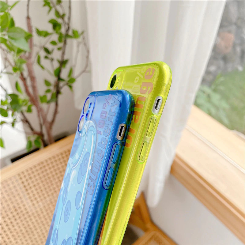 Fruit Popsicle iPhone Case