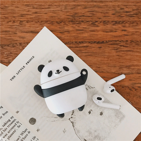 Panda Airpod Case Cover