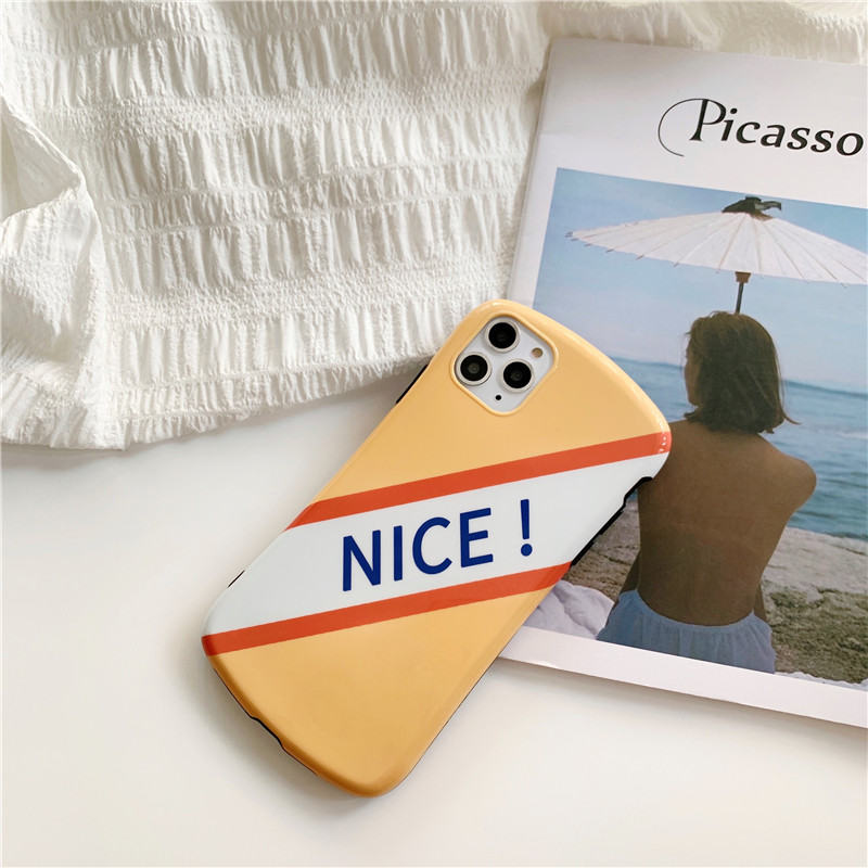 """Nice!"" iPhone Case"