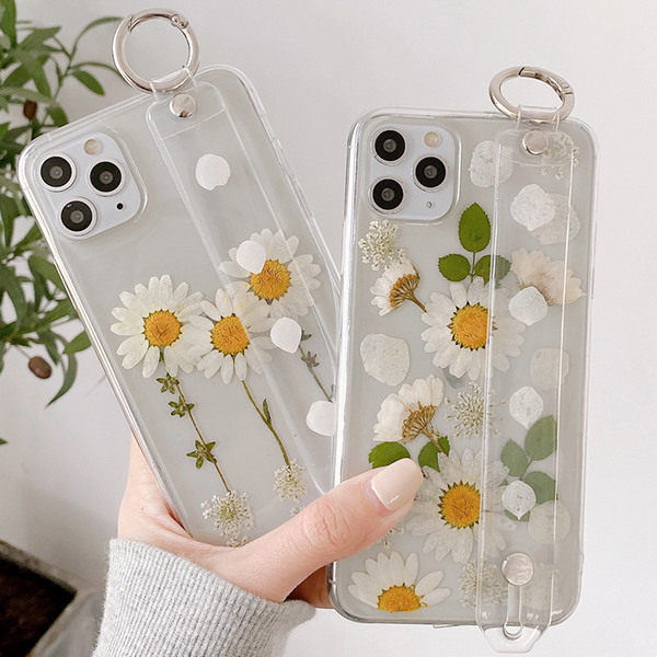 Daisy Strap iPhone Case
