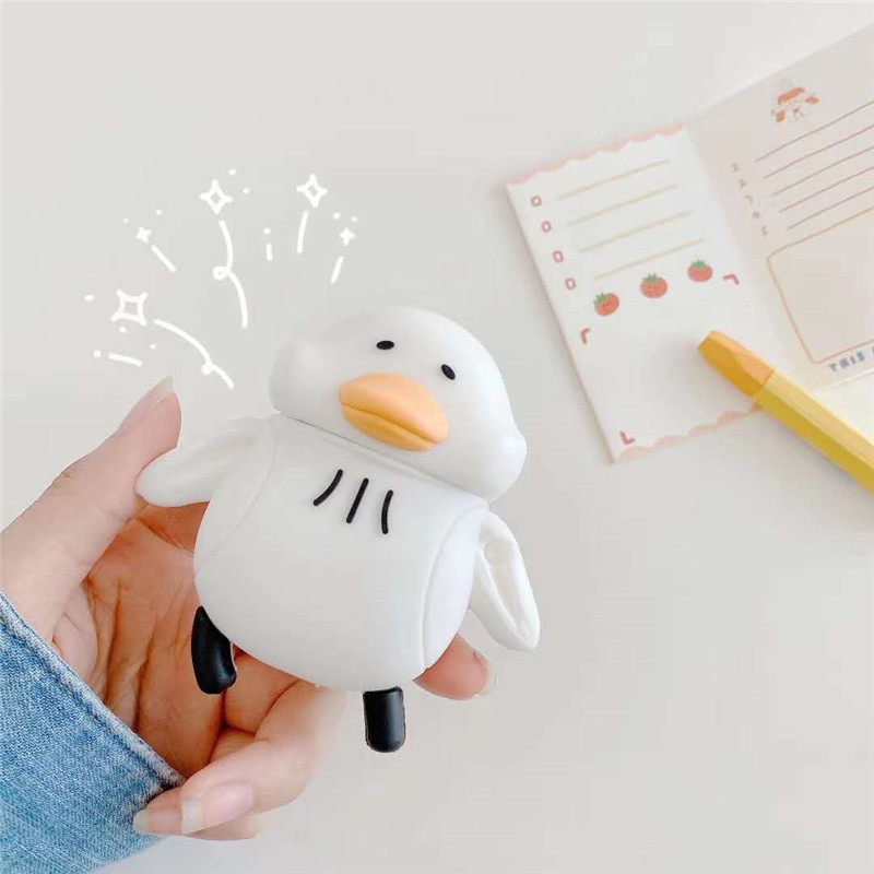 Chunky Duckling Airpod Case Cover
