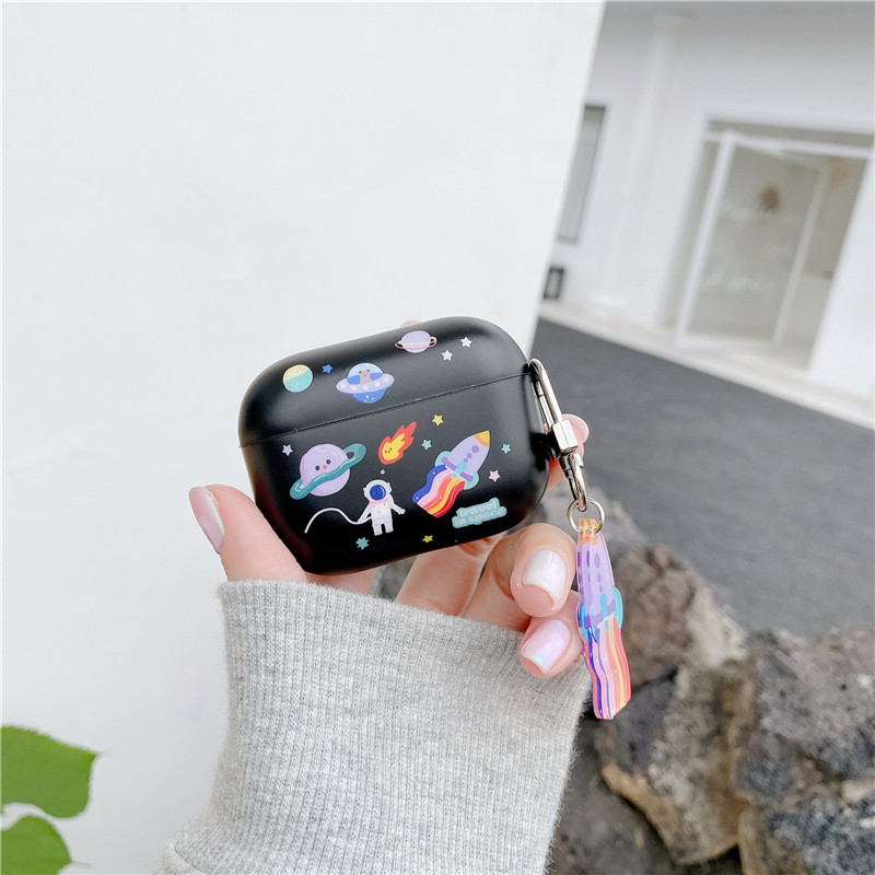 Space Travel Airpod Case Cover (2 Colours)