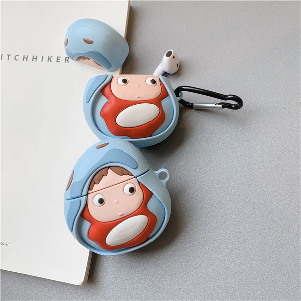 Ponyo AirPods Case cover