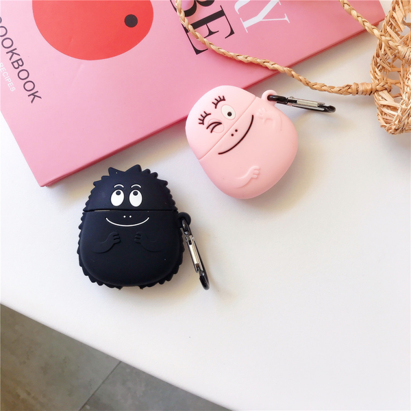 Barbapapa Airpod Case Cover (2 Designs) - Ice Cream Cake