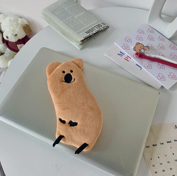 Plush Koala Pencil Case