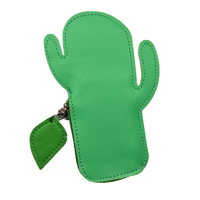 Cactus Coin Purse - Ice Cream Cake