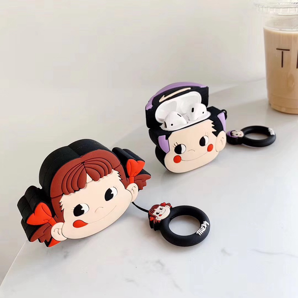 Peko Milky Candy Mascot Airpod Case Cover (2 Designs)