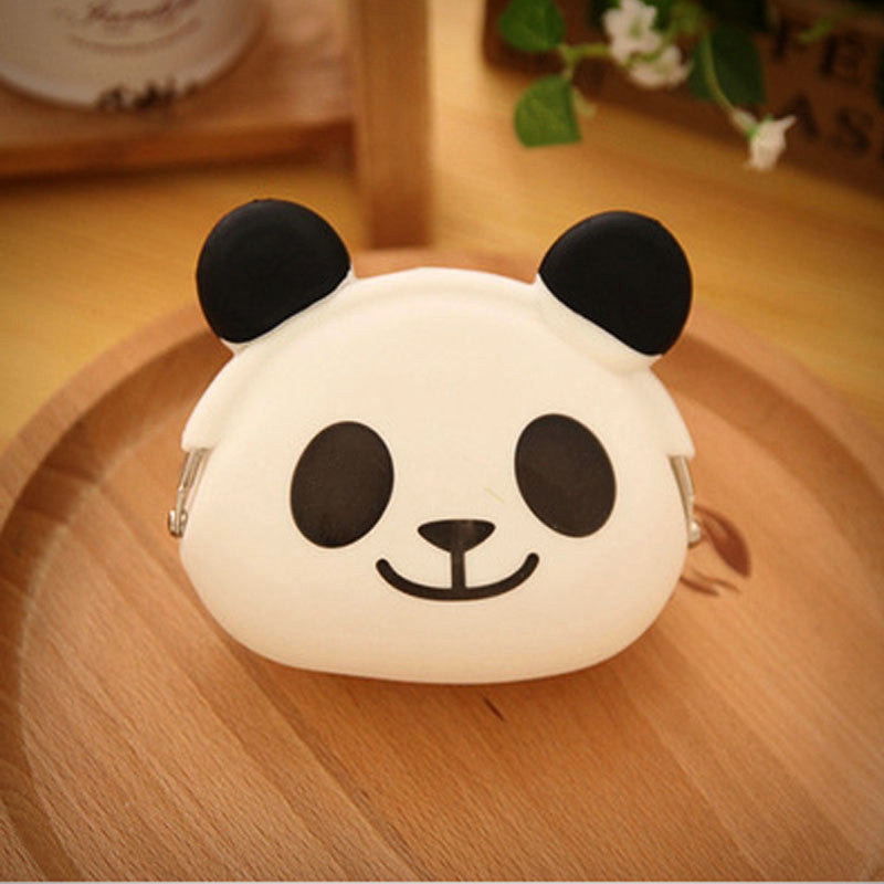 Panda Coin Purse - Ice Cream Cake
