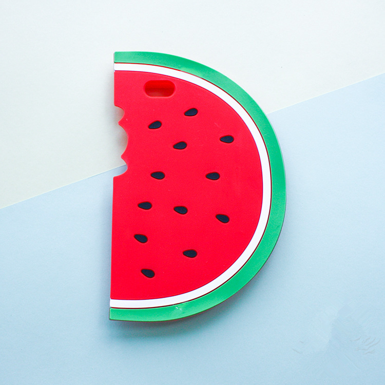 3D Watermelon iPhone Case - Ice Cream Cake