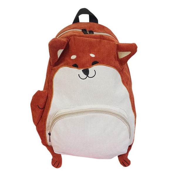 Fox Backpack - Ice Cream Cake
