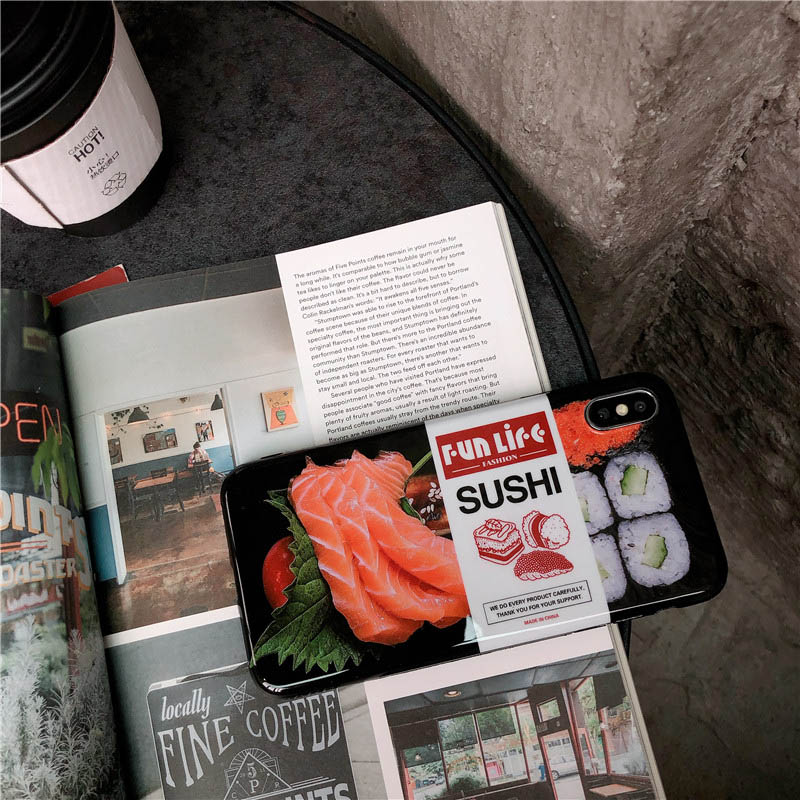 Supermarket iPhone Case (5 Designs)