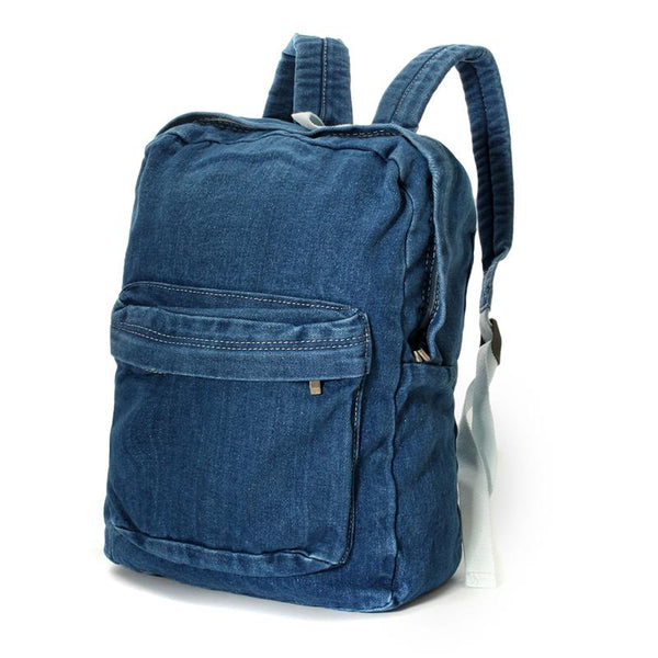 Denim Backpack (2 Colours) - Ice Cream Cake