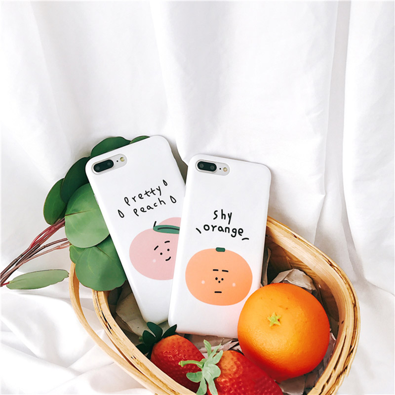 Funny Fruit iPhone Case (2 Designs) - Ice Cream Cake