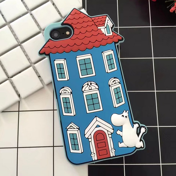 Moomin House iPhone Case
