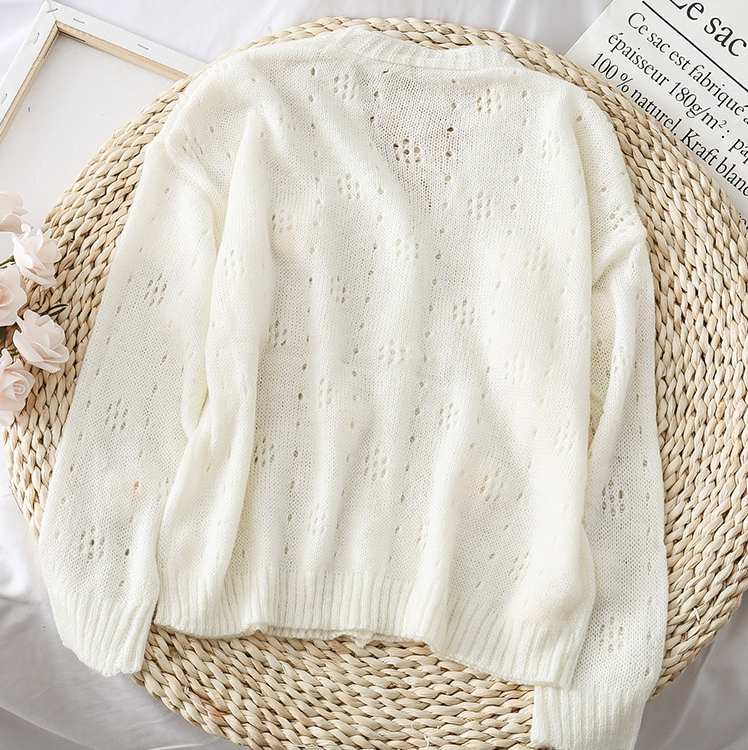 Daisy Meadow Cardigan