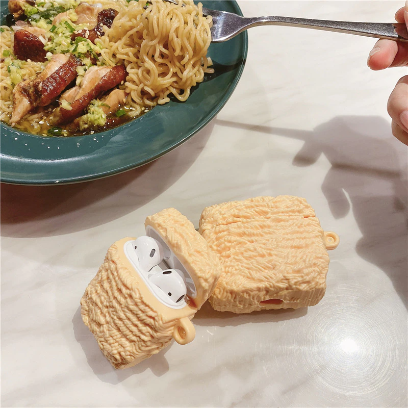 Instant Noodles Airpod Case Cover