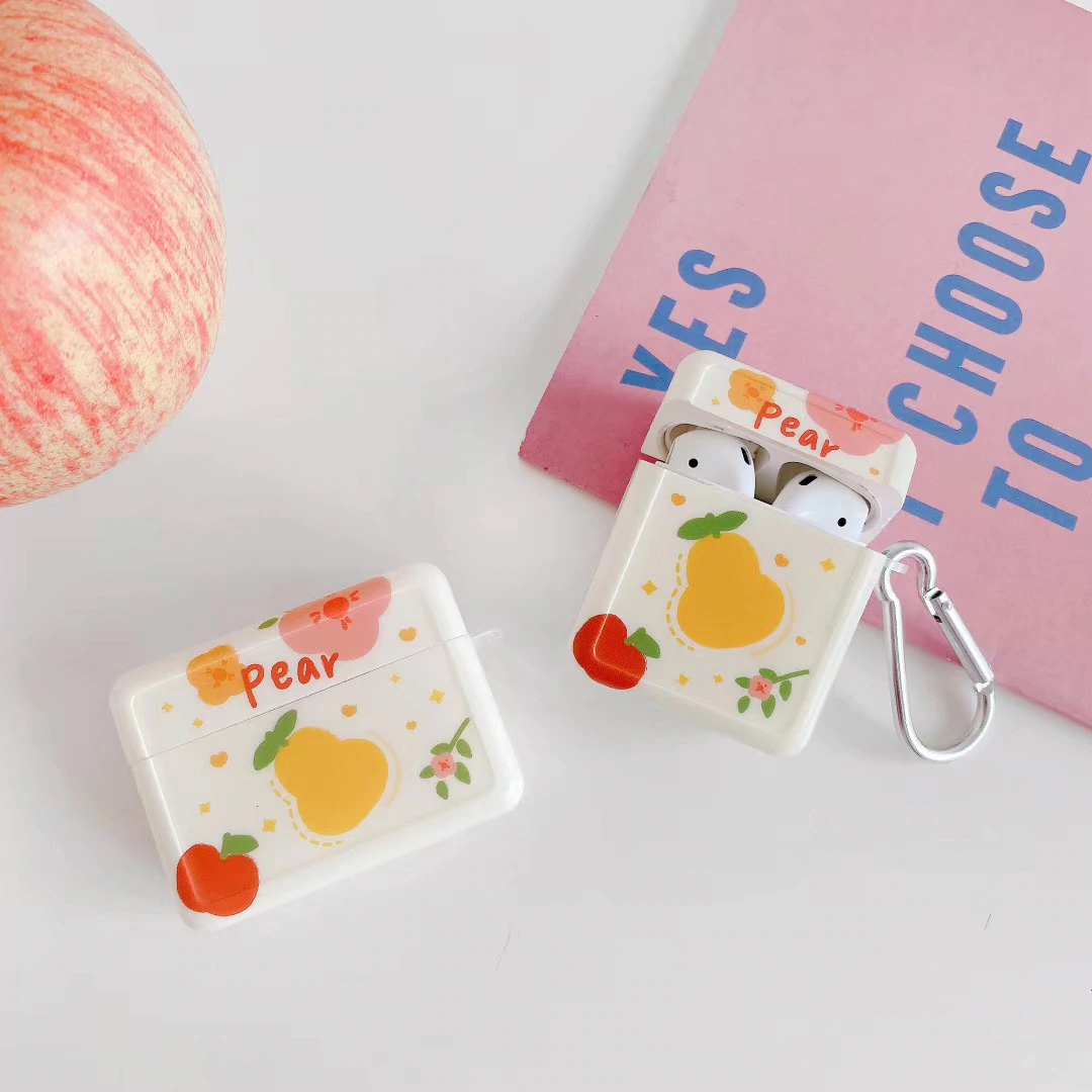 Fruity Airpod Case Cover (2 Designs)