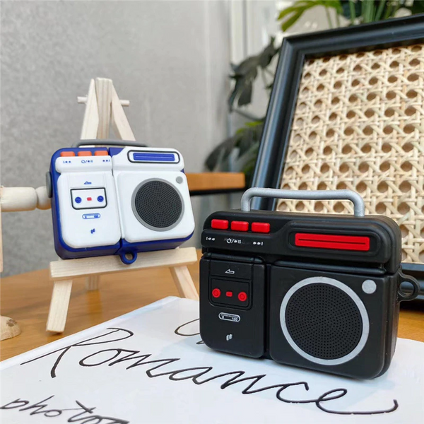 Portable Radio Airpod Case Cover (2 Designs)
