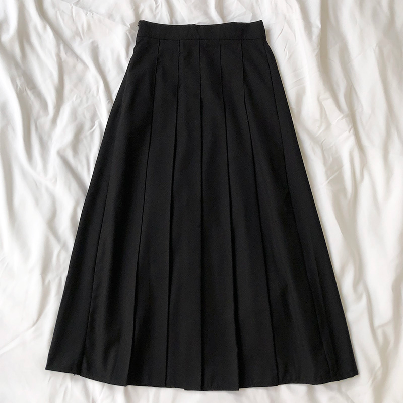 Mabel Pleat Skirt (2 Colours)