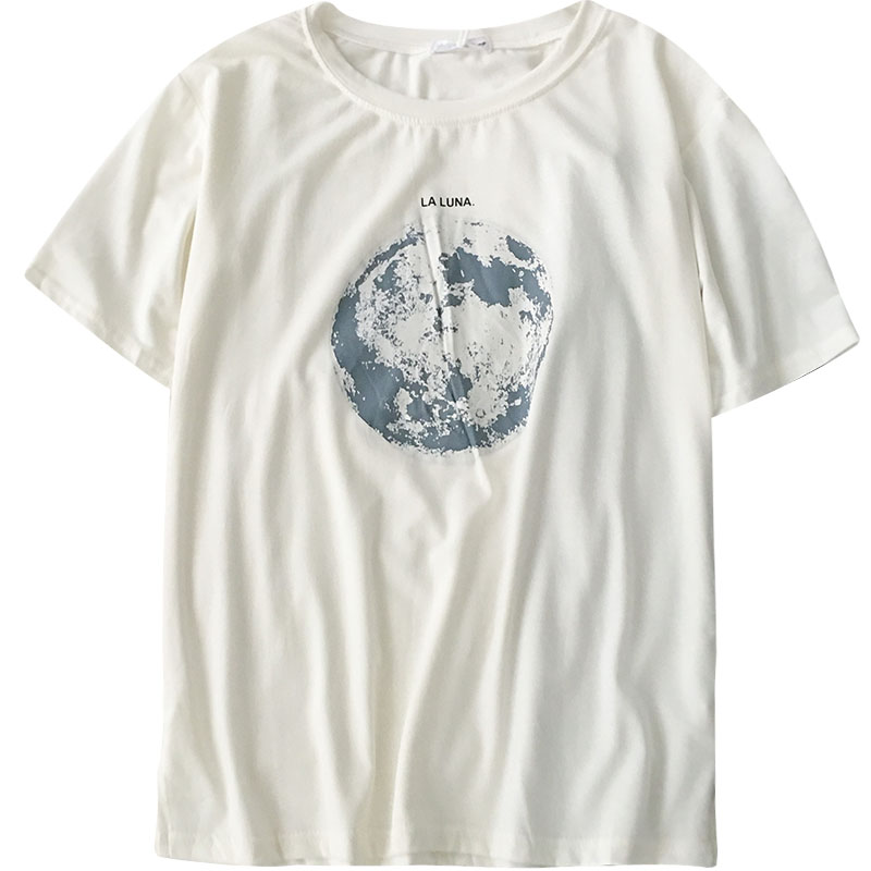La Luna T-shirt - Ice Cream Cake