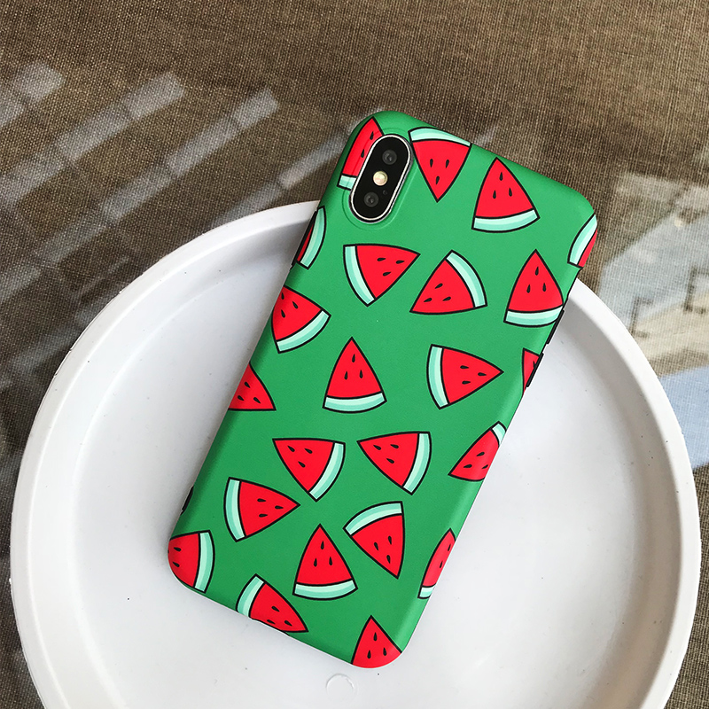 Watermelon iPhone Case - Ice Cream Cake