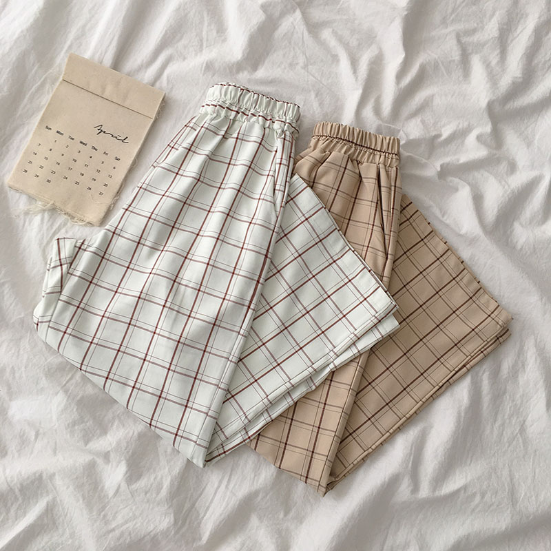 Breakfast Buffet Check Pants (2 Colours)