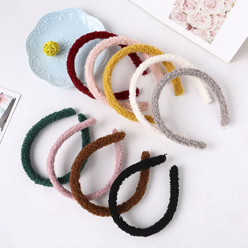 Teddy Alice Band (9 Colours)