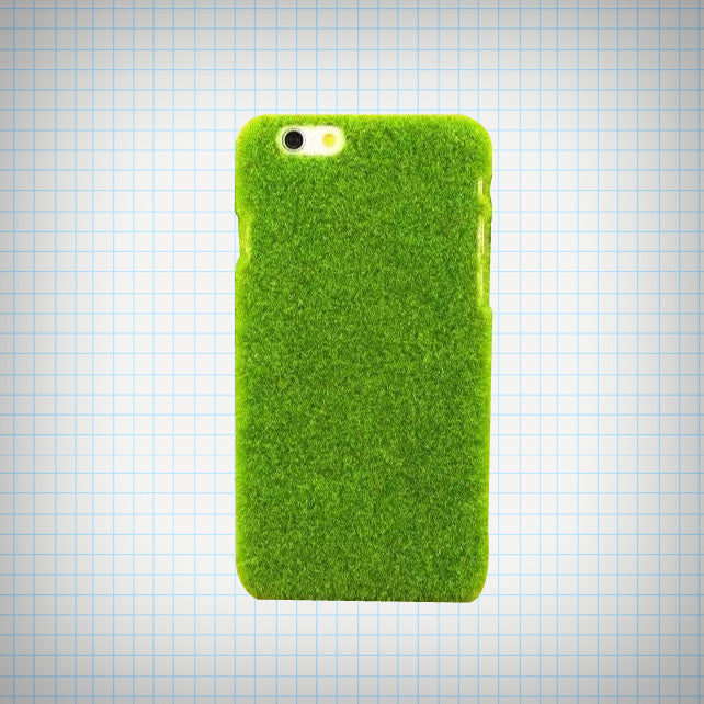 AstroTurf iPhone Case - Ice Cream Cake