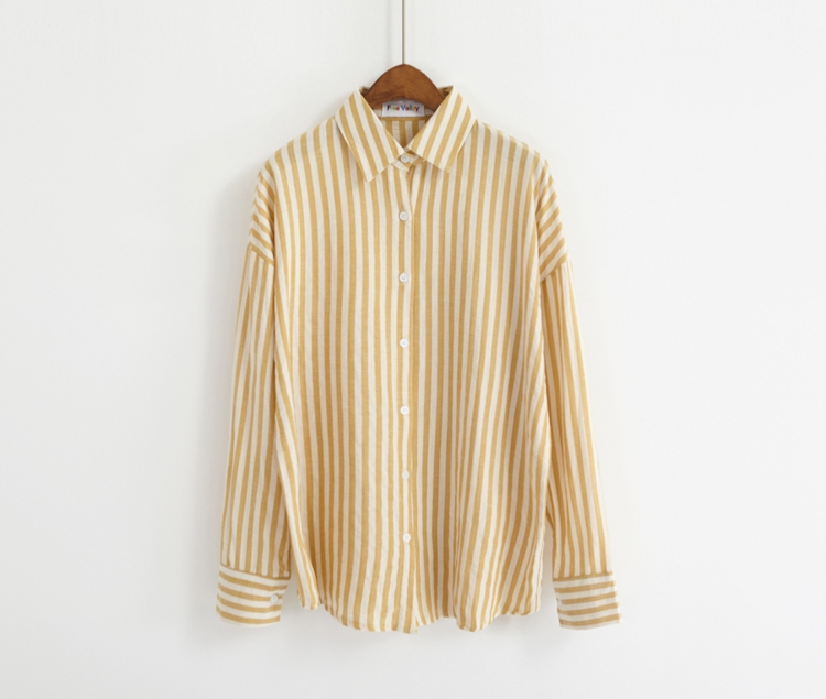 Candy Stripe Blouse (3 Colours)