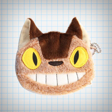 Plush Catbus Coin Purse - Ice Cream Cake