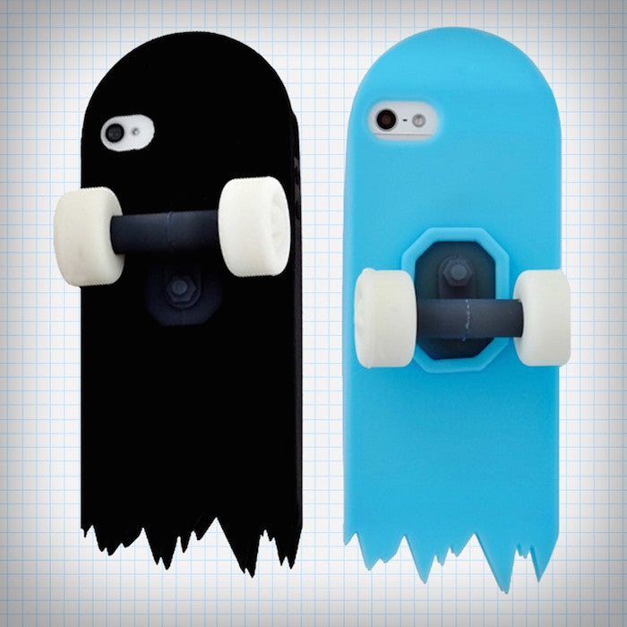 Skateboard iPhone Case (2 Colours) - Ice Cream Cake